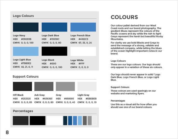 Brand Colour Guide